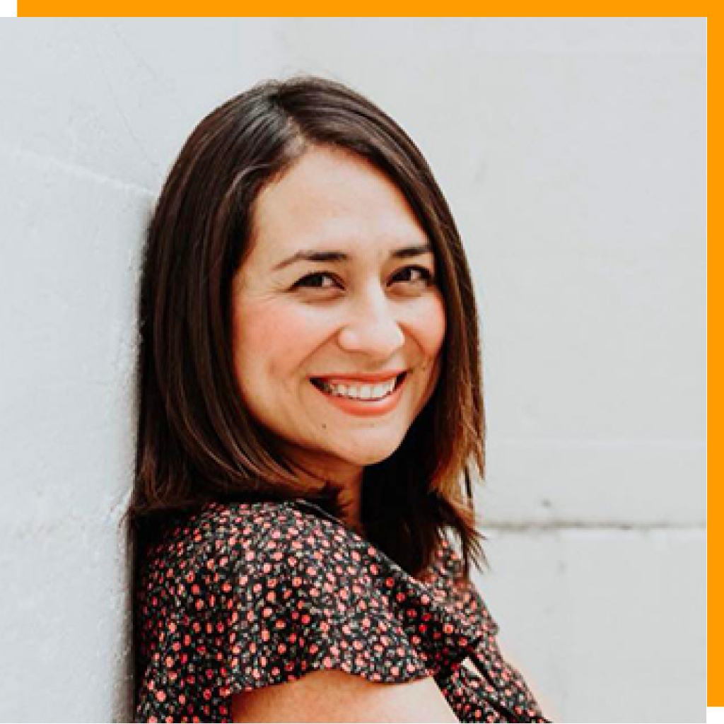 Digital Impact & Client Relations Manager Diane Castaneda