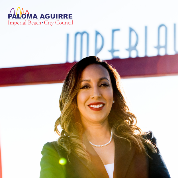 Political services for Paloma Aguirre