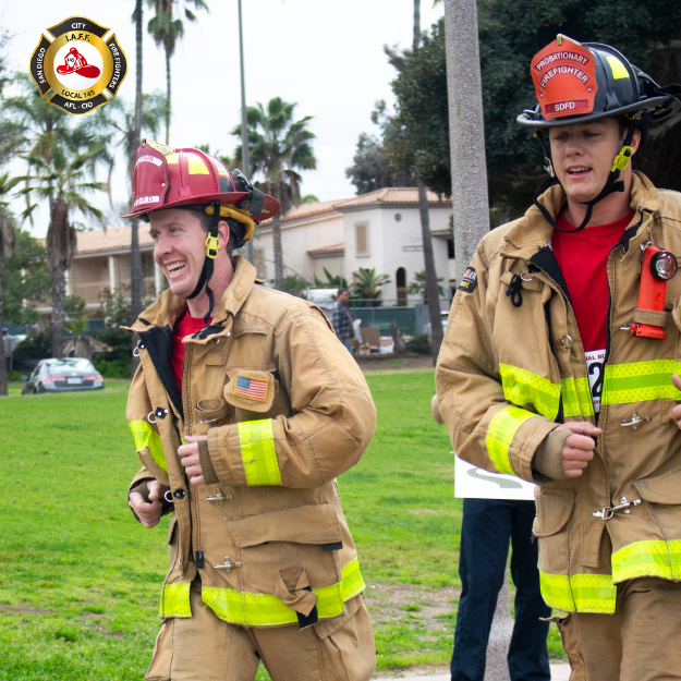 Political services for San Diego City Firefighters