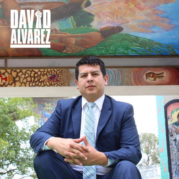 branding services for David Alvarez