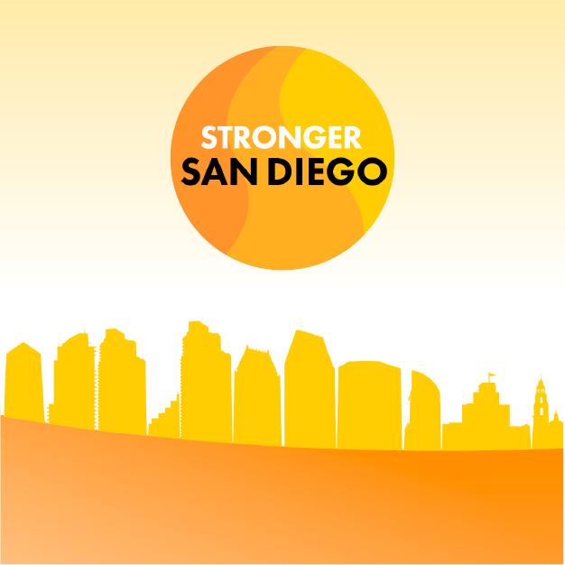 Stronger San Diego branding