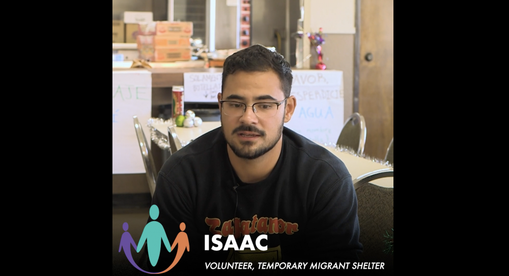Temporary Migrant Shelter video